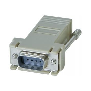 Adaptateur DB9M / RJ45250420