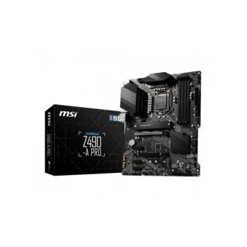 Carte Mère MSI Z490-A Pro