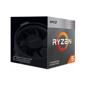 AMD RYZEN5 3400G+Carte...
