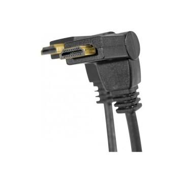 Cordon HDMI haute vitesse articule 1,80 m128191