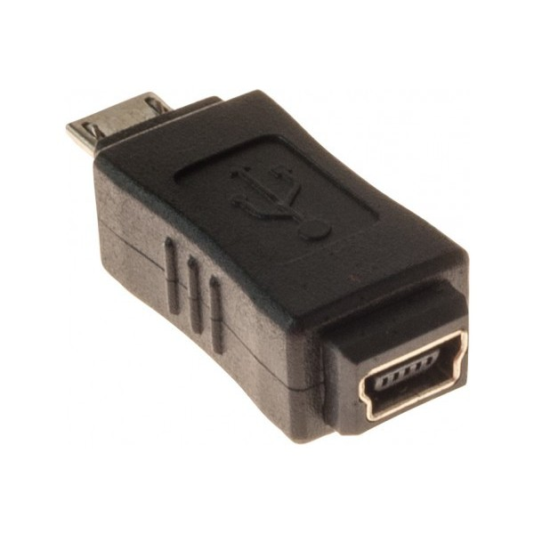ADAPTATEUR USB 2.0 MINI 5 PTS F / MICRO B M081206